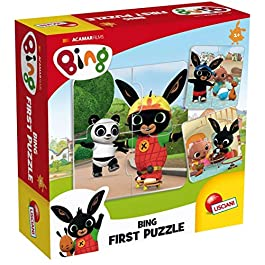 Bing 74686 Games Puzzle, Multicolore