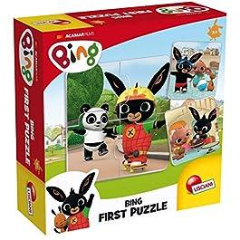 Bing 74686 Games Puzzle, Multicolore
