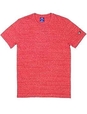 Champion Crewneck T-Shirt-C-Logo, Camiseta Para Hombre