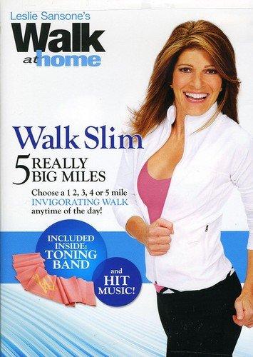 Leslie Sansone: 5 Really Big Miles Walking Down Steps
