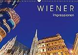 W I E N E R Impressionen (Wandkalender 2018 DIN A3 quer): 13 faszinierende Aufnahmen von Wien, der charmanten Bundeshauptstadt Österreichs. ... [Kalender] [Apr 25, 2017] Dieterich, Werner