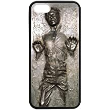 Frozen Han Solo Star Wars Case Cover for iPhone 5 5S