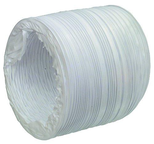 Fixapart W3-65022 Trocknerzubehör PVC Abluftschlauch 127 mm 6 m