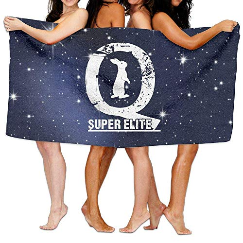 fgjfjhfjtyuj QAnon Super Elite Over-Sized Cotton Beach Bath Handtuchs