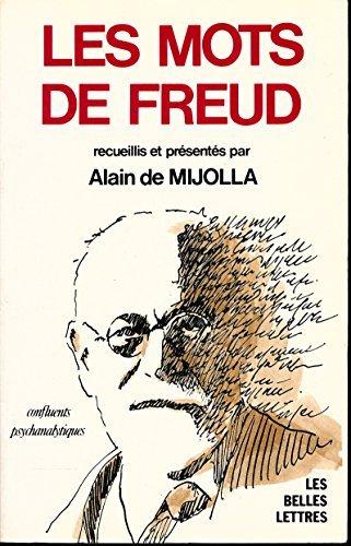 Les mots de Freud