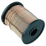 14 SWG - Rocchetto di filo di rame nudo, 2,0 mm, 500 g
