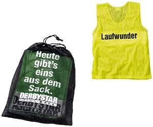Derbystar Herren Markierungshemdchen-10Er Set, Gelb, Junior, 6822040500