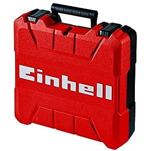 Einhell Koffer E-Box S35 (für universelle Aufbewahrung von Werkzeug und Zubehör, weiches Schaumstoff-Innenfutter für verkratzungsfreien Transport, spritzwassergeschütztes Design)