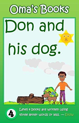 omas-book-don-and-his-dog-level-book-4-english-edition