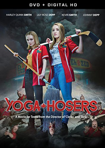 VARIOUS - YOGA HOSERS (1 DVD)