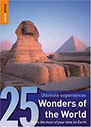 Rough Guides 25 Ultimate Experiences Wonders of the World: Make the Most of Your Time on Earth