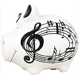 KCG Tirelire musicale petit cochon