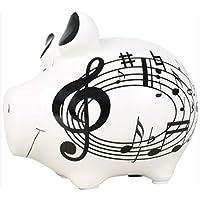 KCG Spardose Sparschwein klein Musikschwein