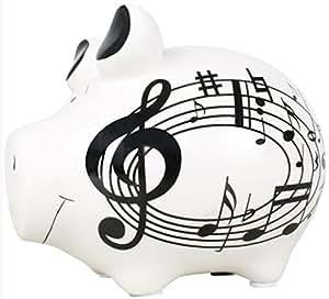 KCG Sparschwein Musikschwein - Kleinschwein