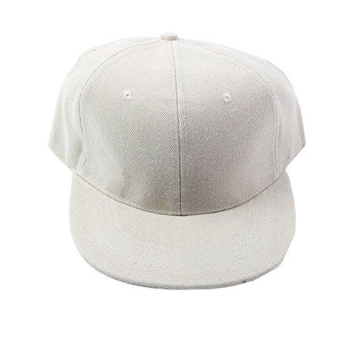 VRTUR Baseballmütze Mützen Caps Kappe Snapback Hat Illuminati Patch Hip Hop Baseball Cap Unisex Premium Baseball Mütze Kappe,Karneval Geschenk(Einheitsgröße,Beige)