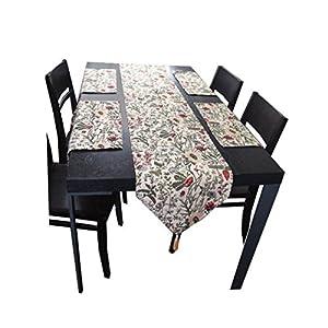 Tischlaufer Fur Gartentische Dein Wohntrend De