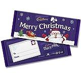 Cadbury Christmas Dairy Milk Bar