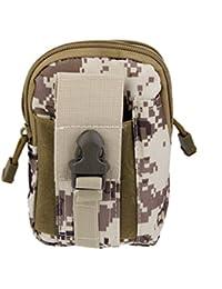 Anbau Outdoor Tactical Waist Bag For Camping Hiking - Desert Digital