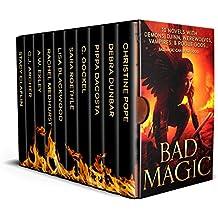 Bad Magic: 10 Novels of Demons, Djinn, Witches, Warlocks, Vampires, and Gods Gone Rogue (English Edition)