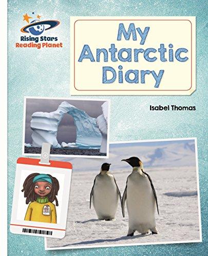My Antarctic diary