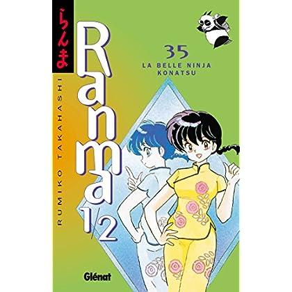 Ranma 1/2 - Tome 35 : La Belle Ninja Konatsu
