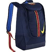 Nike AllegianceFC Barcelona Shld Cmpct Ba Mochila, Hombre, Azul (Midnight Navy/University Gold), Talla Única