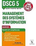 DSCG 5 Management des systèmes d'information - Manuel - Réforme 2019/2020: Réforme Expertise comptable 2019-2020...