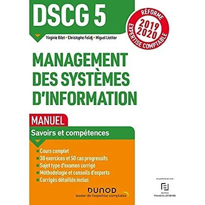 DSCG 5 Management des systèmes d'information - Manuel - Réforme 2019/2020: Réforme Expertise comptable 2019-2020