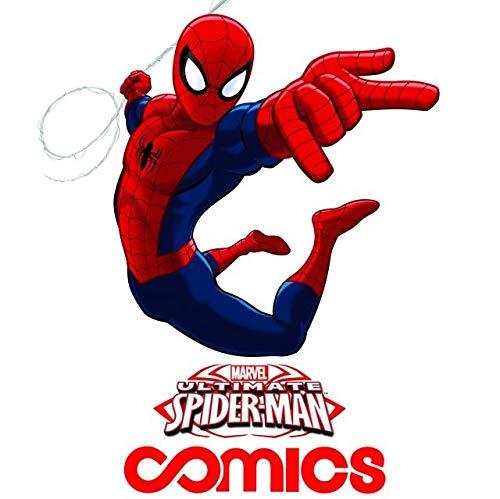 Ultimate Spider-Man Infinite Comic #0 (English Edition) (Spiderman Infiniti)