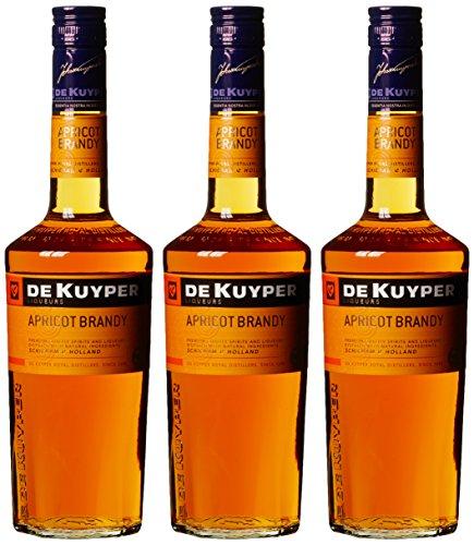 De Kuyper Apricot Brandy (3 x 0.7 l)