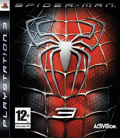 Spider-Man 3: The Movie (Sony PS3) [Import UK]
