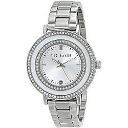 Ted Baker TE4106 Ladies Stainless Silver Watch Steel