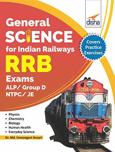 General Science for Indian Railways RRB Exams - ALP/Group D/NTPC/JE