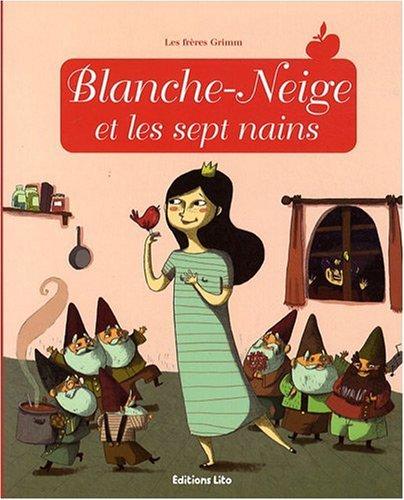 Minicontes classiques : Blanche Neige et les sept nains (périmé)