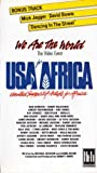 VHS : USA For Africa - We Are The World - The Video Event [1985] [VHS]