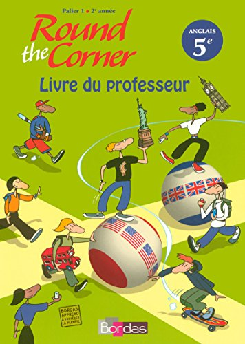 Round the corner 5e par Collectif