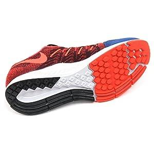 Nike Air Zoom Elite 8, Zapatillas de Running para Hombre, Azul/Rojo / Blanco (Gm Ryl/Brght Crmsn-Blk-Hypr Or), 45 EU