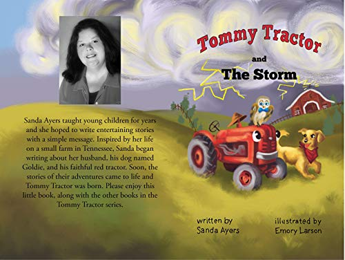 Tommy Tractor and the Storm (Tommy Tractor\'s Adventures Book 3) (English Edition)