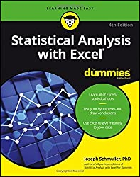 Statistical Analysis with Excel For Dummies by Joseph Schmuller (2016-07-25)