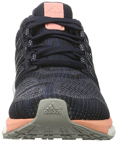 adidas Energy Boost 3W, Scarpe Running Donna Grigio (Midnight Grey/mid Grey/still Breeze)