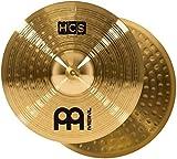 Meinl Cymbals HCS1314+10S Headliner Set de cymbales comprenant 1 hihat de 33 cm (13\