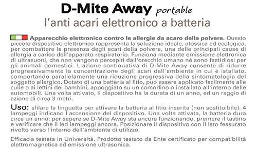 Poly Pool PP1612 Elektrische Anti-Milben-Abwehr, tragbar