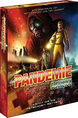 Preisvergleich Produktbild Pandemie - Auf Messers Schneide 1. Erweiterung, 1 Stück
