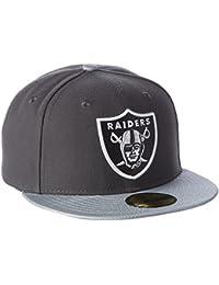 NEW ERA Tapa Oakland Raiders, Grey, 73/4, 11353588
