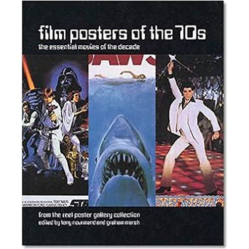 Film Posters of the 70s : The essential movies of the decade