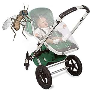 moustiquaire pour poussette vitutech universelle moustiquaire protection anti insectes b b. Black Bedroom Furniture Sets. Home Design Ideas