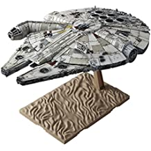 Star Wars Millennium Falcon (awakening of Force) 1/144 scale plastic model