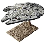 Star Wars 1/144 Millennium Falcon [force awakening] (Giappone import)