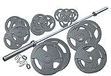 Profi Olympia Hantelset Body-Track® DB321, 145 kg - 50 mm
