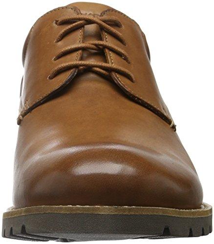 Rockport Sharp & Ready, Derby homme Marron - Braun (New Tan)